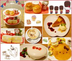 絶対食べたい!チョコづくしなお台場ハローキティカフェのバレンタイン☆ - curet [キュレット] まとめ