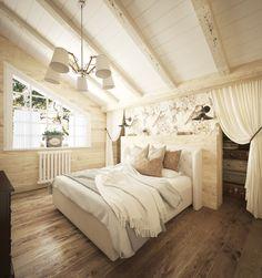 Загородный дом для большой и дружной семьи. Стиль - скандинавский, дачный, шале, прованс.