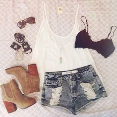 cute festival outfit