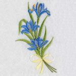 OPW MALL'S PREMIUM EMBROIDERY CLUB - May 2012 - Floral Designs Specialty Pack