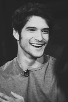 Tyler Posey is like walking sex