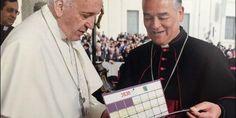 Carlos Peregrini llevará una carta del colectivo al Papa en febrero . 'La configuración del ministerio sacerdotal tiene que ser revisada de cabo a rabo'