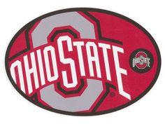 Ohio State Buckeyes 5x7 Mega Decal