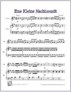 The Elementary Music Education Site with Sheet Music, Music Lesson Plans, Music Theory Worksheets and Games, Online Piano Lessons for Kids, and more. Easy Violin Sheet Music, Violin Music, Free Sheet Music, Music Music, Violin Lessons, Music Lessons, Mozart For Kids, Printable Sheet Music, Music Lesson Plans