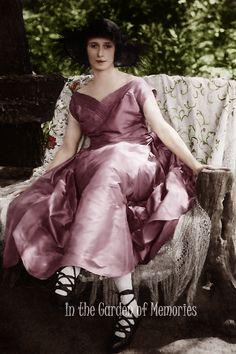 Anna Pavlova IV by olgasha.deviantart.com on @deviantART