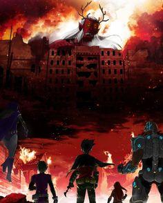 Attack On Titans
