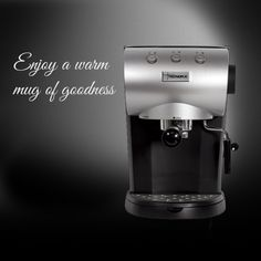 Getting back to work after a long weekend? A cup of freshly brewed coffee is just what you need to gear up for a long day. Forget café stopovers and bring home a Tecnora Coffee Machine. Get That Perfect Espresso With The Touch Of A Button. Buy Tecnora Products Online: http://tecnora.in/products/