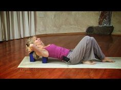 Restorative Yoga Poses - cranial and sacral supports