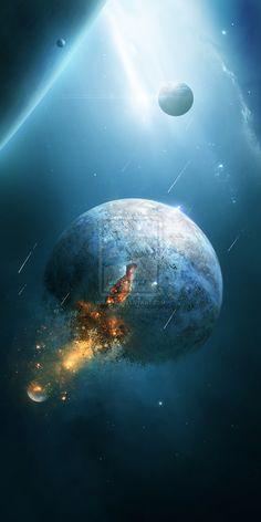 Beyond the Stars by charmedy.deviantart.com on @DeviantArt