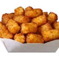Tater Tots Recipe - simplest recipe, but fried