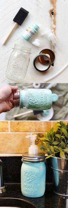 Pompe à savon à mains