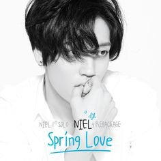 "Niel releases album jacket cover to repackaged album, ""Spring Love"""
