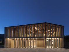 best architects architektur award // Mirko Franzoso architetto / Mirko Franzoso architetto / New social house in Caltron / Öffentliche Bauten