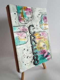 Notebook made from scrap paper by kidmandesign