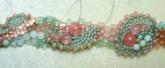 BEADS AND MORE BEADS....: FREEFORM CHALLENGE REVEAL