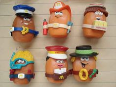 McNugget Buddies (1988) | The 25 Greatest Happy Meal Toys Of The �01980s