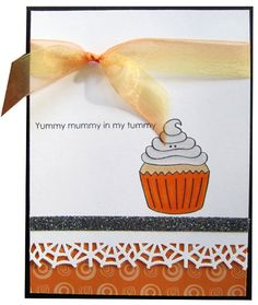 Frosted Frights - Yummy Mummy