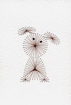 * Some free pick and stitch patterns