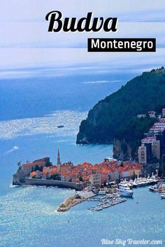 The Budva Old Town, a typical walled city with a maze of streets, sits out on a peninsula on the Adriatic Coast and has become the destination for the Eastern European jetset.
