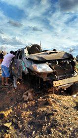 NONATO NOTÍCIAS: Grave acidente deixa vítimas fatais em Canarana, n...