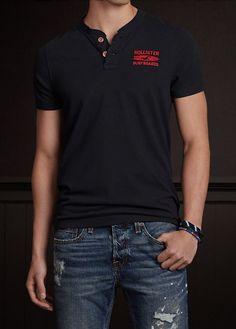 Camiseta Hollister HO1377