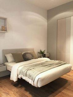 Fluttua bed by Daniele Lago #lagodesign #bedroom #interior ...