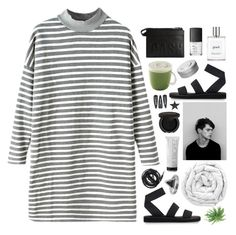 """GET OUT OF MY HEAD"" by f-4bulous ❤ liked on Polyvore featuring Brinkhaus, 3.1 Phillip Lim, Hermès, Zoemou, St. Tropez, philosophy, Gorgeous Cosmetics, Urbanears, NARS Cosmetics and kitchen"