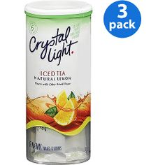 Crystal Light Iced Tea Mix 1 4 oz Pack of 3  Review Buy Now