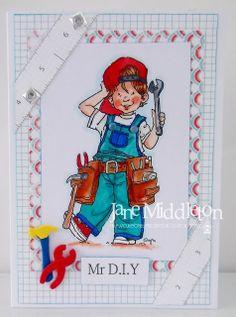 cutecrittercards. fixer boy