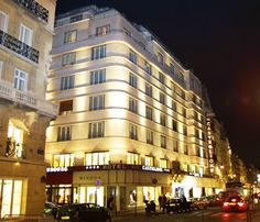Buddha Bar Hotel Paris Overlooking Famous Faubourg Saint Honore