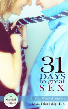 31 Days to Great Sex by Sheila Gregoire. Nonfiction e-book. Do you have this overwhelming feeling like you're missing out on something--that God had so much more planned for your marriage, but you can't quite figure out how to get there? 31 Days to Great Sex is for you!