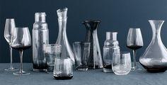 Smoke-Edition von Broste Copenhagen | Sie finden die passenden Gläser und die Karaffe in unserem Web-Store.