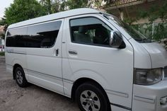 Phuket Airport, Transportation Services, Van, Vans, Vans Outfit