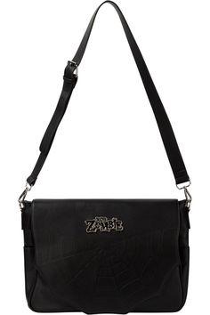 a27a836a159d Monster Deluxe Messenger Bag