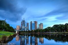 Melbourne early morning