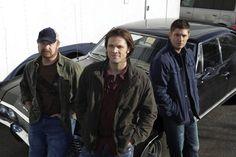 atores de Supernatural revelam o final próximo da série!