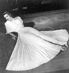 Katharine Hepburn publicity still from The Philadelphia Story