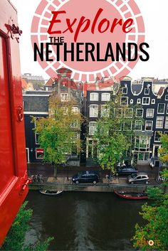 Netherlands Photo Gallery entices the viewer with unique destinations and perspectives.