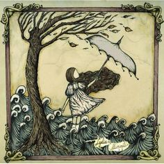 Love this picture, there is so much depth. It's an album cover from the band Lydia.