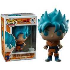 POP! Animation - Dragonball Z - Super Saiyan God Super Saiyan Goku