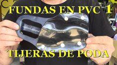 FUNDA EN PVC PARA TIJERAS DE PODAR 1 Scissors, Pockets, Slipcovers