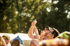 Happy ZOA day in the sun with bubbles #festivalfeeling