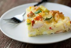 A few eggs, some zucchini, a little lobster and you are in brunch heaven with this out of this world lobster frittata recipe! Lobster Recipes, Fish Recipes, Seafood Recipes, Cooking Recipes, Egg Recipes, Seafood Meals, Tart Recipes, Lobster Risotto, Lobster Stew