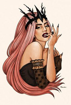 LADY GAGA Art Monster