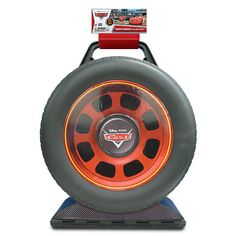 "Disney Pixar Cars Storage Garage with Play Mat - Thinkway - Toys ""R"" Us"