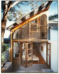 Project: Wilkin / Pini Residence  Architects: John Wilkin , Susanne Pini  Location: Annandale, Australia