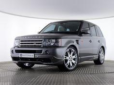 Land Rover Range Rover Sport 3.6 TDv8 Hse Overfinch Supersport Aero Iii