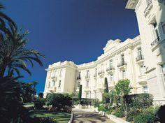 Hôtel Hermitage Monte-Carlo, Monte-Carlo, Monaco hotelhermitagemontecarlo.com #www.frenchriviera.com