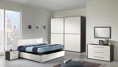 Camera da letto Noemi - Mobilmax