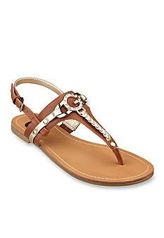 G by Guess Women's Leed Flat Thong Sandals Flat Sandals, Leather Sandals, Shoes Sandals, Flats, Women Sandals, Jeweled Sandals, Summer Shoes, Summer Sandals, Comfortable Sandals